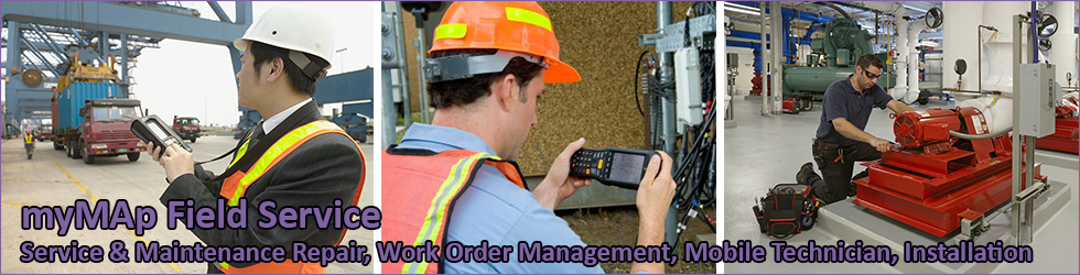 Work Order Management 187 Field Service 187 Mymap 187 Products