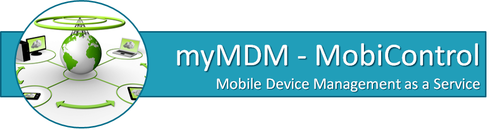 Mobile Device Management System - Data Capture Solutions